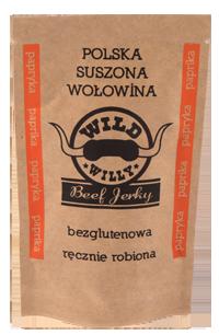 Wild Willy Beef Jerky Paprika – papryka